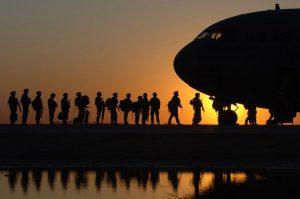 軍旅生涯象徵圖